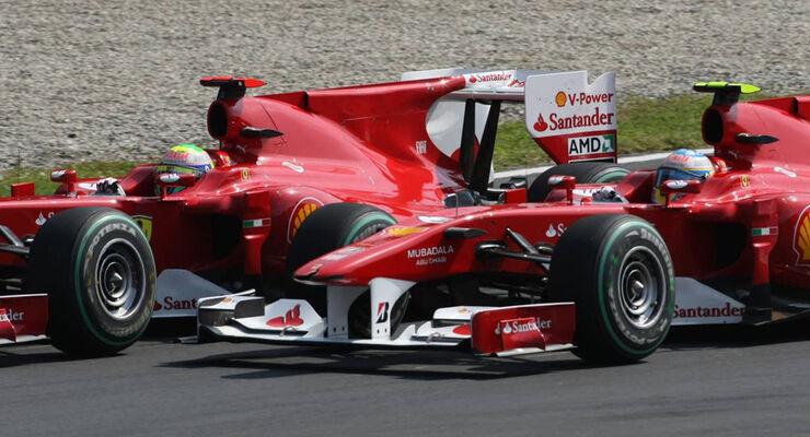 Ferrari-Duell