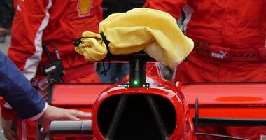 Ferrari Eisbeutel - GP Italien 2018