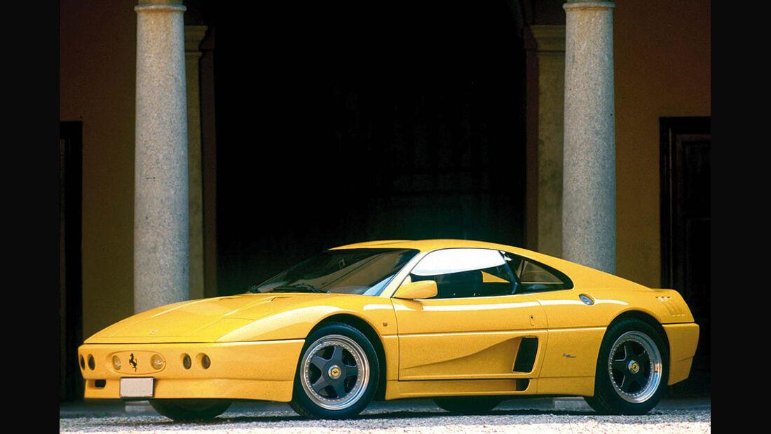 Ferrari Elaborazione Zagato