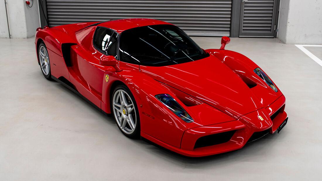 Ferrari Enzo - Sebastian Vettel - Verkauf - 2021