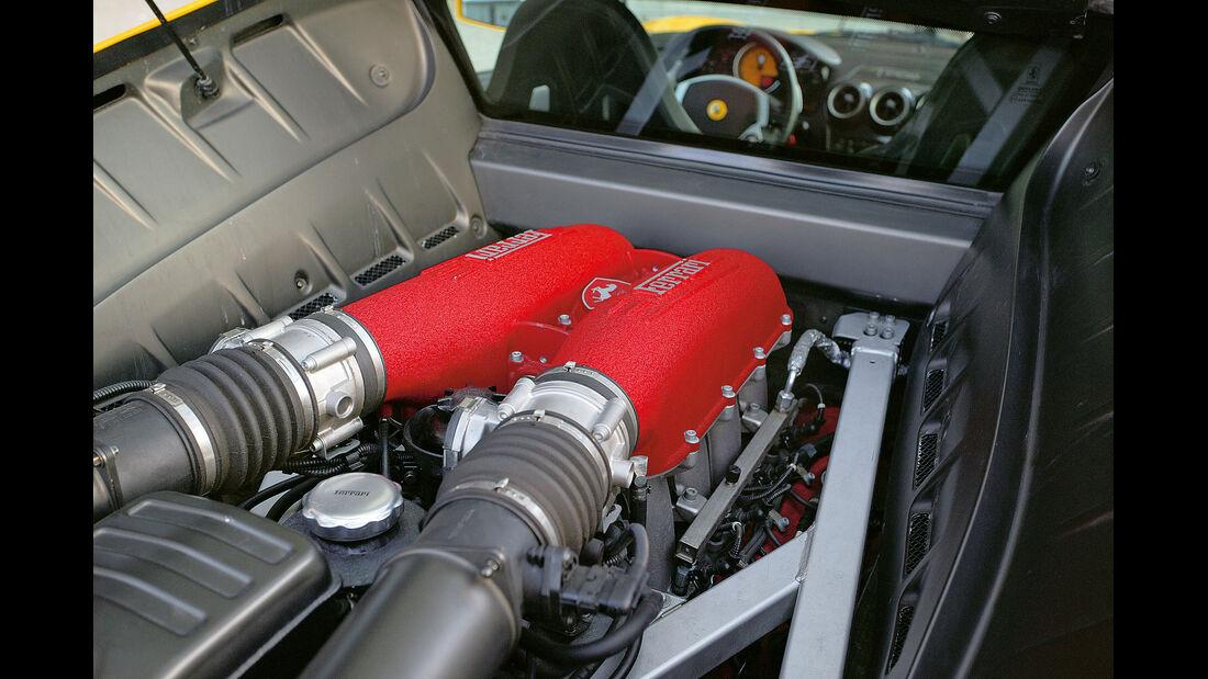 Ferrari F 430 Coupé, Motor