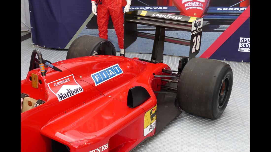 Ferrari F1/87 - GP Österreich 2014 - Legenden