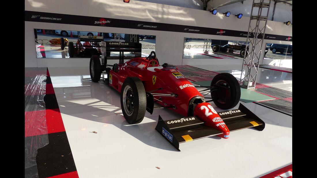 Ferrari F1-88C - Formel 1 - GP Japan - Suzuka - 23. September 2015