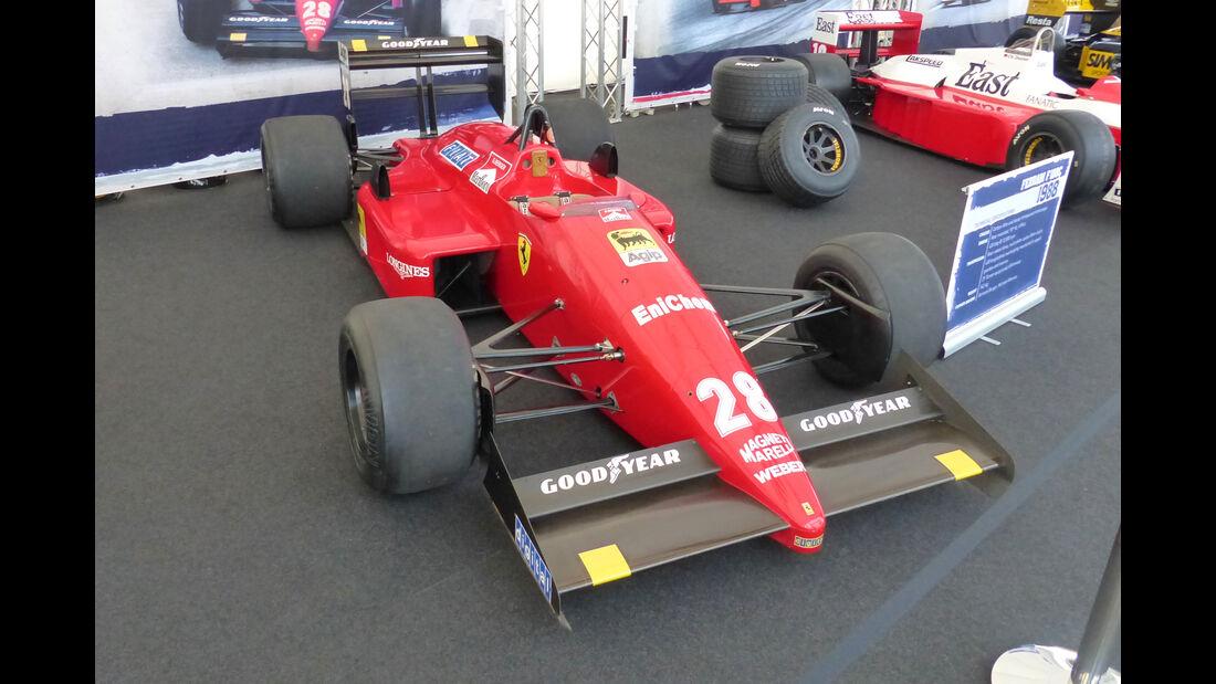 Ferrari F1-88C - Legends Parade - GP Österreich 2015