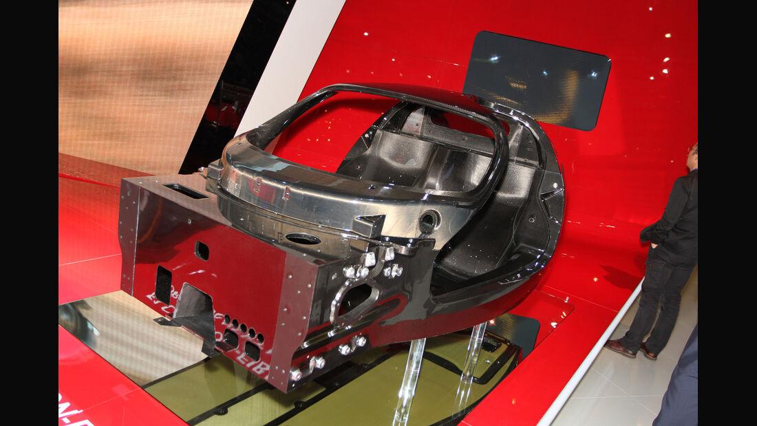 Ferrari F1 Carbon-Fibre Chassis Enzo-Nachfolger