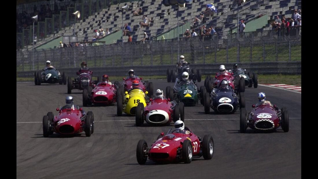 Ferrari F1 Classics Nürburgring