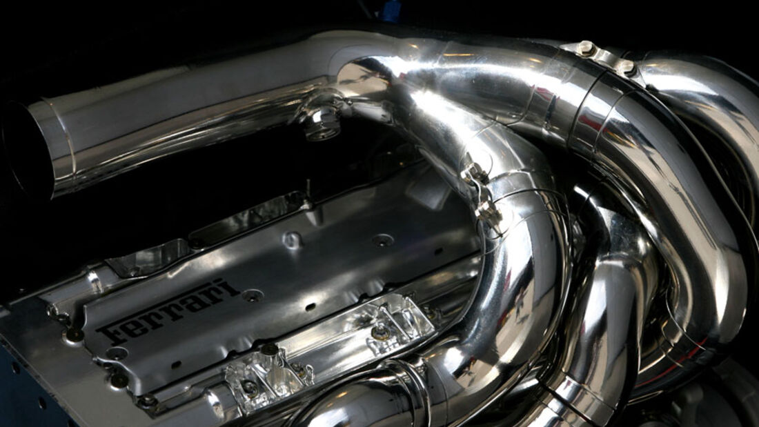 Ferrari F1-Motor