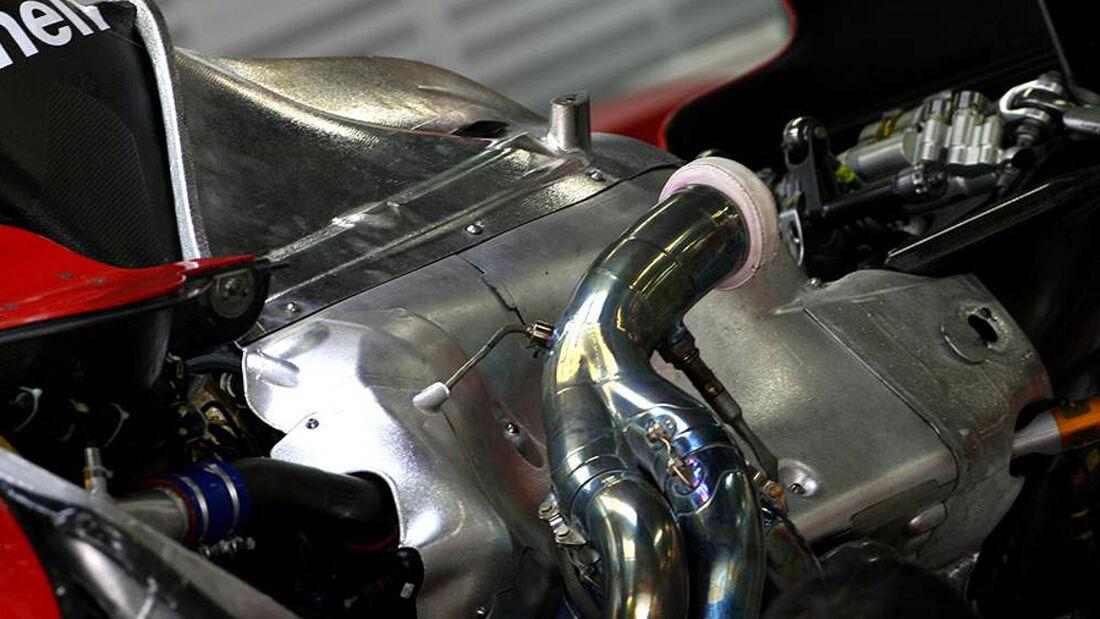 Ferrari F1 Motor 2009