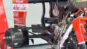 Ferrari - F1 Motor 2014