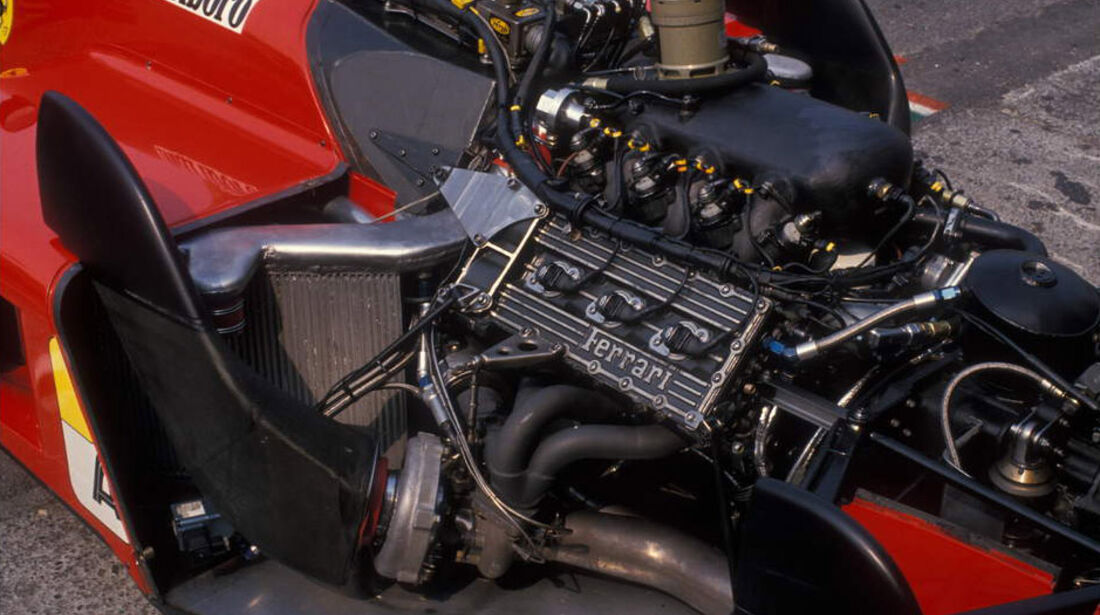 Ferrari F1 Motor