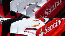 Ferrari - F1 Technik - GP England 2015