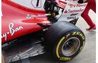 Ferrari - F1-Technik - GP England 2017 - Formel 1