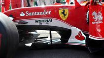 Ferrari - F1 Technik - GP Mexiko 2016