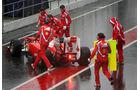 Ferrari F1-Test 2011