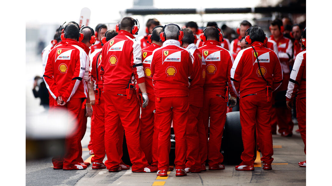 Ferrari F1 Test - 2013