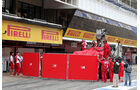 Ferrari - F1 Test Barcelona (1) - 13. Mai 2014