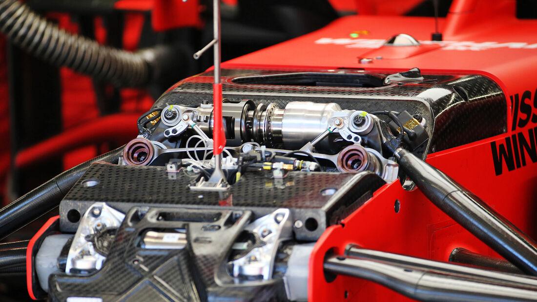 Ferrari - F1-Test - Barcelona - 26. Februar 2020