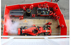 Ferrari - F1-Test - Barcelona - Tag 7 - 8. März 2018