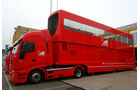 Ferrari F1-Truck