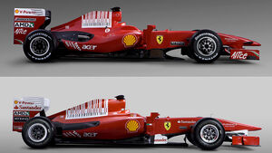 Ferrari F10 F60