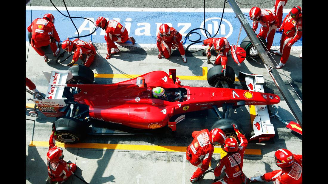 Ferrari F10 - Felipe Massa - F1 2010