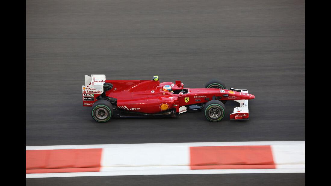 Ferrari F10 - Fernando Alonso - Button - F1 2010