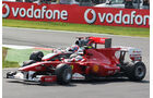 Ferrari F10 - McLaren MP4-25 - Alonso - Button - F1 2010