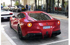 Ferrari F12 Berlinetta -  Carspotting - Formel 1 - GP Monaco 2015
