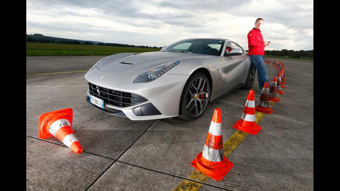 Ferrari F12 Berlinetta, Frontansicht, Jens Dralle