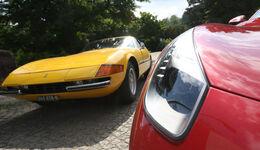 Ferrari F12 Berlinetta,  Frontscheinwerfer