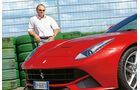 Ferrari F12 Berlinetta, Horst von Saurma
