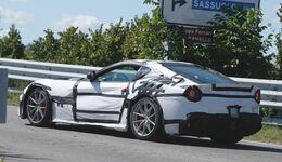 Ferrari F12 GTO Erlkönig