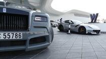Ferrari F12 TDF - Carspotting - GP Abu Dhabi 2018