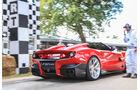 Ferrari F12 TRS, Goodwood Festival of Speed 2014