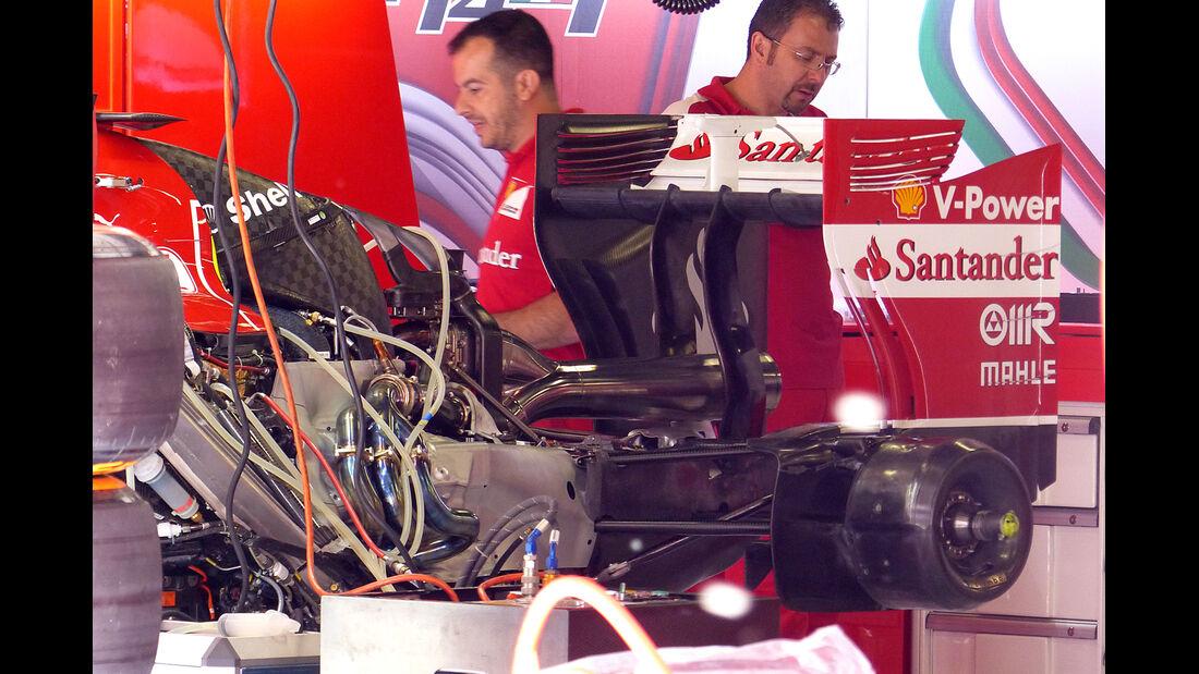Ferrari F14 T - Formel 1 2014