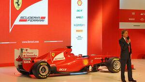 Ferrari F150 Präsentation Maranello