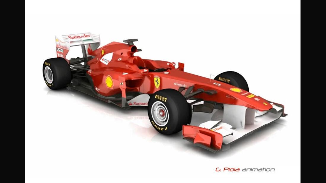 Ferrari F150 - Silverstone-Update