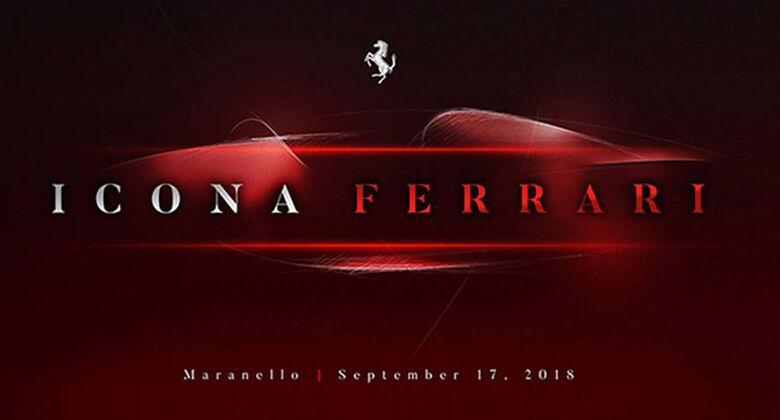 Ferrari F176 Teaser