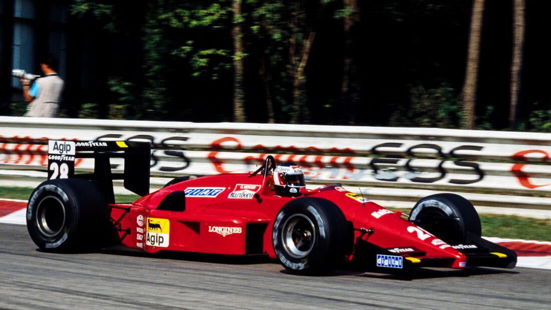 Ferrari F187/88C - Monza 1988