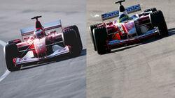 Ferrari F2002 / Toyota TF103