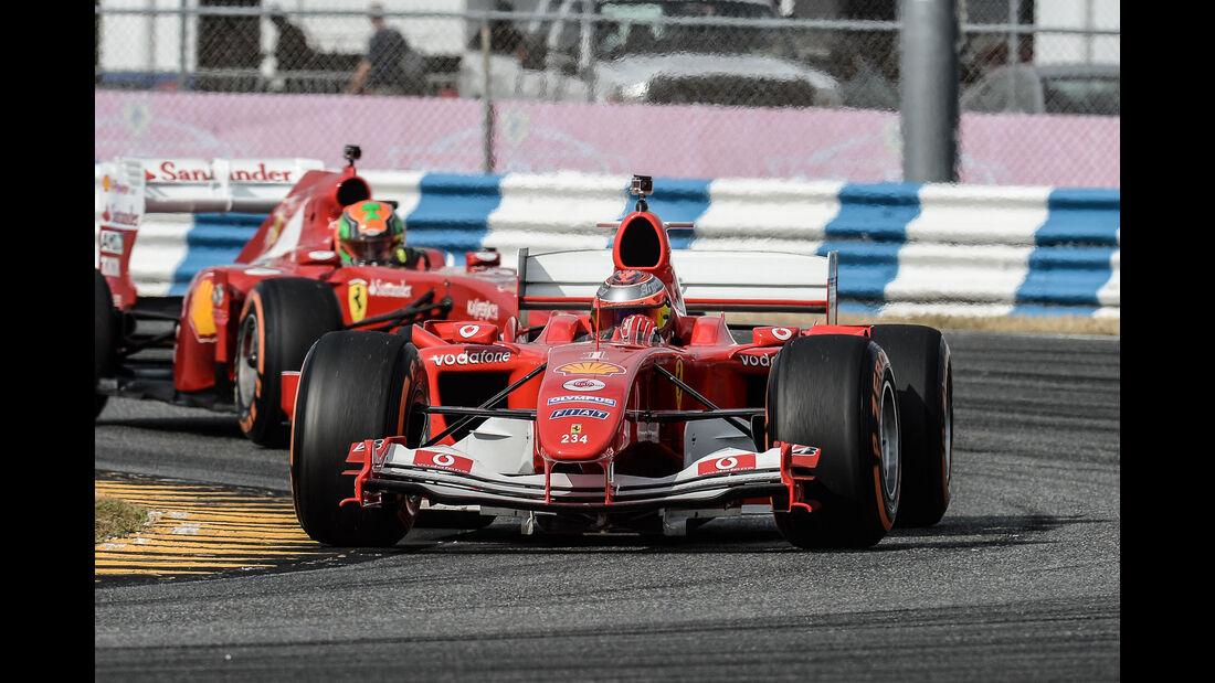 Ferrari F2004 - Finali Mondiali - Daytona