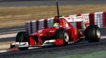 Ferrari F2012 - Formel 1 2012