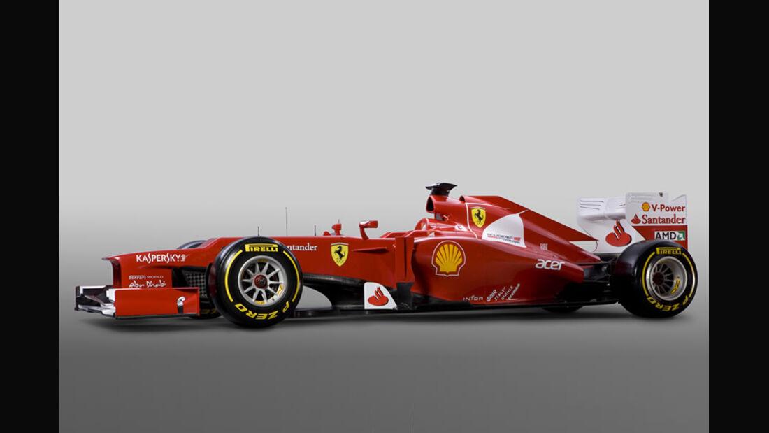 Ferrari F2012 Formel 1