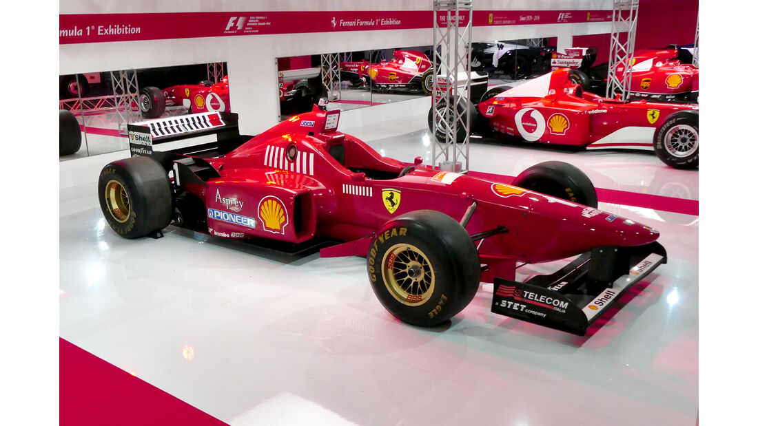 Ferrari F310 - GP Japan 2016