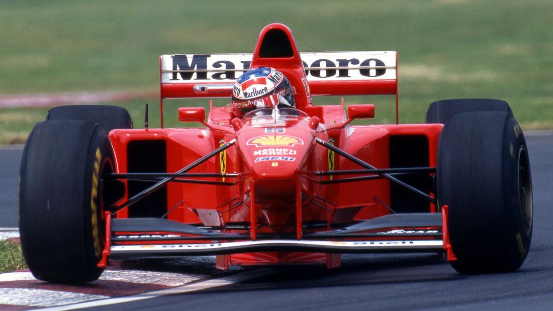Ferrari F310B - Montreal 1997