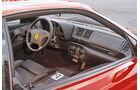 Ferrari F355, Cockpit