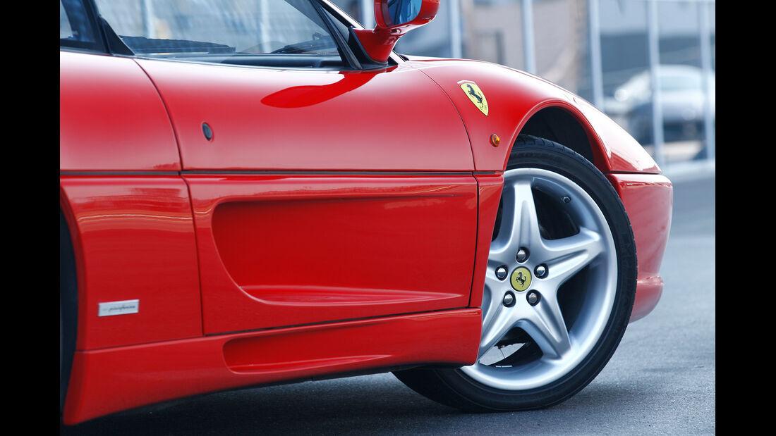 Ferrari F355 GTS, Felge