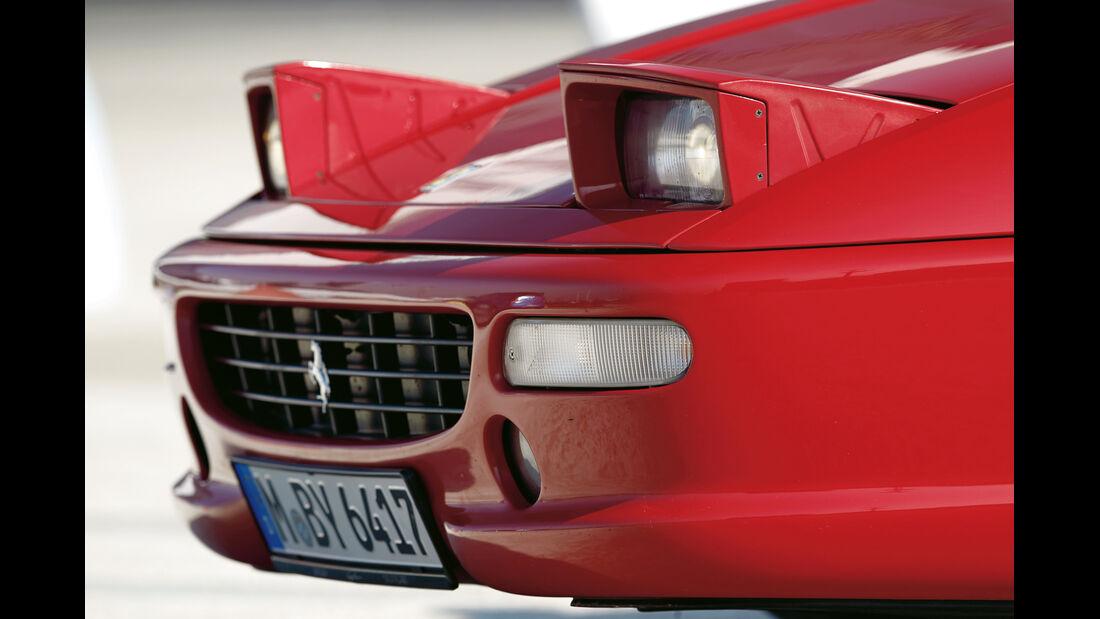 Ferrari F355 GTS, Front