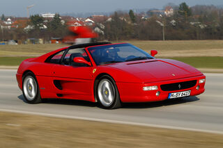Ferrari F355 Alle Generationen Neue Modelle Tests Fahrberichte Auto Motor Und Sport