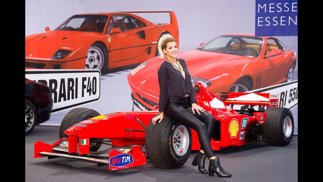 Ferrari F399 - Essen Motor Show 2016 - Motorsport